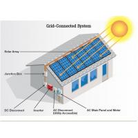 Max Efficiency 96.60% Complete Home Solar System 8 - 10 Hour Battery Charging Time Manufactures