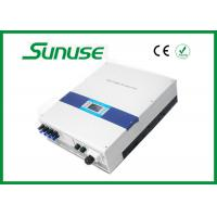 3 Phase 32000W On Grid Solar Inverter Transformerless With 2 Mppt Channels Lcd Display Manufactures