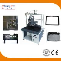 Three Axis Stepper Screw Tightener Machine With 1400 - 2000 PCS Nuts / Hour Manufactures