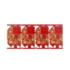 Aluminium Led Power Supply Pcb Custom Circuit Board 22 Layer - 28 Layer Manufactures