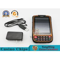 RFID Android Barcode Scanner Handheld Price Checker For Supermarket / Retail Shop Manufactures