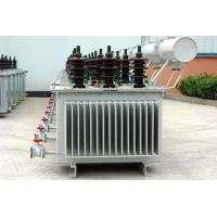 S(B)H15 M Electrical Power Transformer , Hermetically Sealed Type Transformer Manufactures