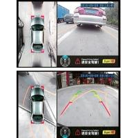 360 Panoramic Surveillance Car Reverse Parking System For Audi A6L, Around View Monitoring System Manufactures