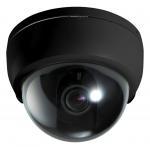 PoE D-WDR Low Lux Surveillance Camera JPEG / MPEG-4 , Auto Iris Lens Manufactures