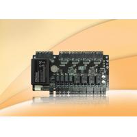 Built-in TCP / IP 4 Doors Access Controller Board / Panel For Government , Villa Manufactures