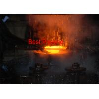 Durable High Pressure Seamless Pipe Forged Carbon Steel Welding Neck Flanges ASME B16.5 Manufactures