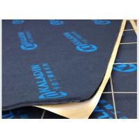 Open Cell Sound Proof Material Black Three - In- One For Vehicle Heat Insulation 7mm Manufactures