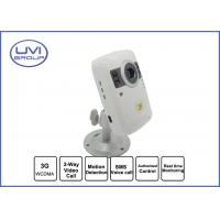 3G-B WCDMA & GSM 3G Network Wireless Security Surveillance Camera with Living Video, TF Card