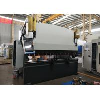 Metal Frame Cnc Sheet Metal Press Brake Machine 300 Ton 6000mm / 4000mm Manufactures