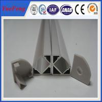 Aluminum price per kg,aluminium led profile,led aluminium extrusion with diffuser cover Manufactures