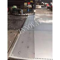 round hole punching mesh / square punching meshes / best selling perforated