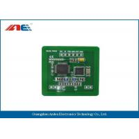 Quality ISO14443A RFID Tag Writer Low Power RFID Reader Based On PCB Board Size 40 * 40 for sale