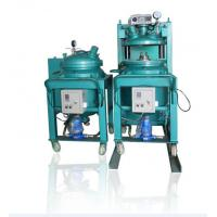 Mixing machine (apg clamping machine for overhead line insulator)