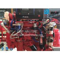 Professional Fire Pump Diesel Engine 125KW Power For Fire Fighting System Manufactures