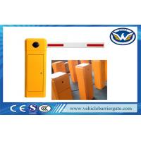 Buy cheap Aluminium Alloy Arm Toll Parking Barrier Gate Highway For Underground Parking from wholesalers