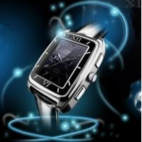 China W688 Watch Mobile Phone,Wrist Mobile Phone,Leather Watch phone W688 2012 Nuevo Telfono Mov on sale