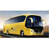 China 51 Seat Used Luxury Bus 10m3 Luggage Space Safe With 2 Emergency Exit on sale