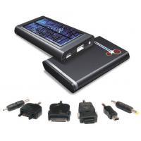 solar charger for mobile phone, digital cameras, PDA, MP3, MP4 Manufactures