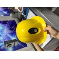 Helmet Personal Body Camera With Infared Night Vision IP67 Waterproof Safety Hat Manufactures