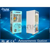 China Coin Operated Crane Grabber Machine Toy Crane Machine With CE Certificate on sale