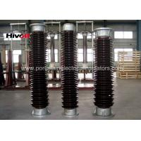 550kV Station Post Insulators With IEC60168 / IEC60273 Standard Manufactures