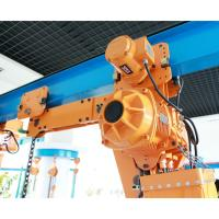 China Electric Chain Hoist With Trolley 500kg ,  Electric Chain Fall Hoist 0.75KW Motor With Japan Chain on sale