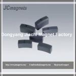 Ferrite Arc-segment Magnet for Textile Machine Manufactures