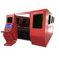380V , 50  60Hz stainless steel laser cutting machine for Round  & Square pipe Manufactures