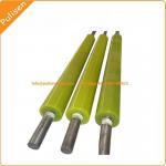 PU roller Conveyor Polyurethane Roller PU Spiral Return Roller Manufactures