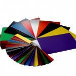 ABS Laser Engraving Plastic Sheets , Osign Engraving Laminate Sheet Durable Manufactures