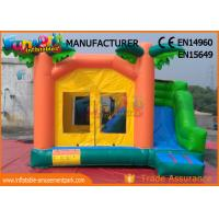 Buy cheap Inflatable Combo Bouncy Castle Inflatable Jumping Castle With Slide from wholesalers