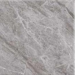 China Grey Flower Pattern Rectangular Ceramic Floor Tile Imitation Marble Texture on sale