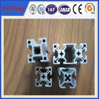 Quality China manufacturer Supply aluminum t slot extrusions, OEM/ODM aluminium extrusion industry for sale