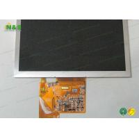 AT050TN43  5.0 inch lcd display screen Parallel RGB (1 ch 8 bit) 40 pins  Signal Interface Manufactures