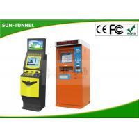 Automated Self Service Cinema Queue Ticket Dispenser Machine With Thermal Printer Manufactures