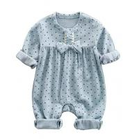 100% Cotton Cute Printing Baby Short Bodysuit For Newborn Baby And Infant Manufactures