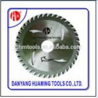 Quality HM-66 Tct Circular Saw Blades For Aluminium Cutting for sale