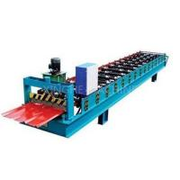 China ISO9001 Approved Cold Roll Forming Machines To Process Color Steel Plate on sale