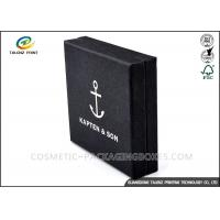 Luxury Jewelry Gift Boxes Offset Printing Convenient For Bracelet Packaging Manufactures