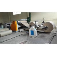 2 Ply 3 Ply Corrugated Box Making Machine / Corrugated Paperboard Production Line Manufactures