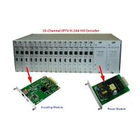 Buy cheap IPTV H.264 HD 16-Channel HDMI TO HTTP RTMP RTSP UDP Encoder REH2516 from wholesalers