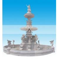 Big Garden Marble Water Fountains Manufactures