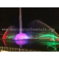 Customized Led Lighted Outdoor Water Fountains For Municipal Government Projects Manufactures