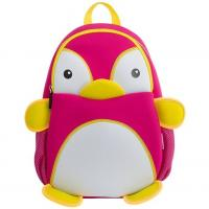 Lovely Toddler Girl Backpack / Penguin School Backpacks For Preschoolers Manufactures