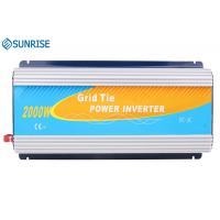 China 2000W Grid Tie Power Inverter for Solar Panel on sale