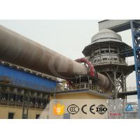 Yz4262 Heating Portland Cement Plant Thermal Cement Sintered Rotary Kiln Manufactures