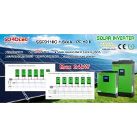 Pure Sine Wave Solar Inverter 48VDC 60A MPPT Solar Charge Controller Manufactures