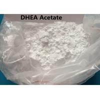 DHEA Acetate 1239-31-2 Muscle Gaining 99% Purity Strong Effect USP Standard Manufactures