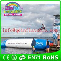 water catapult blob inflatable water jumping bag for sale inflatable water catapult blob Manufactures