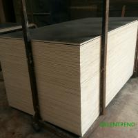 China Black/Brown Film Faced Plywood with Good Quality on sale
